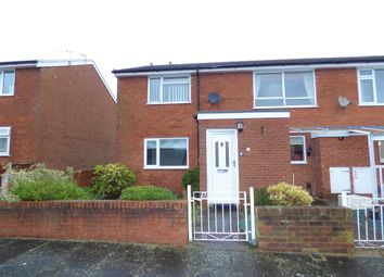 Thumbnail 2 bed flat for sale in Whinnie House Road, Whinnie House Road, Carlisle