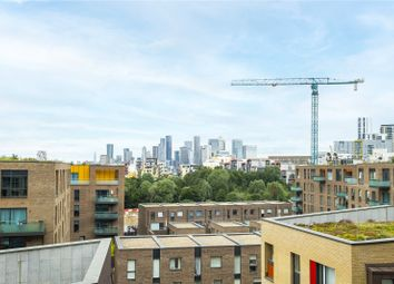Thumbnail 1 bed flat for sale in Barquentine Heights, 4 Peartree Way, London