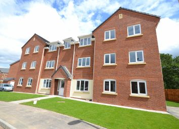 Thumbnail 2 bed flat to rent in Broad Birches, Ellesmere Port
