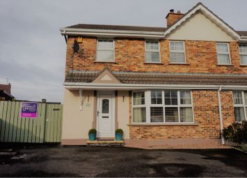 Thumbnail 4 bedroom semi-detached house for sale in Elmvale, Derry / Londonderry