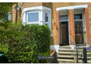 Thumbnail 1 bed flat to rent in Glebe Road, London