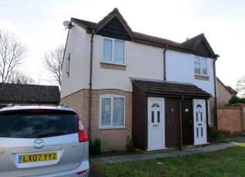 Thumbnail 2 bed semi-detached house to rent in Bourton Gardens, Bournemouth