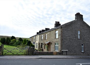 Thumbnail 3 bed terraced house for sale in Roughlee Terrace, Dunnockshaw, Burnley
