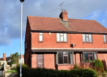 Thumbnail 3 bed semi-detached house for sale in Greenway Road, Taunton, Somerset