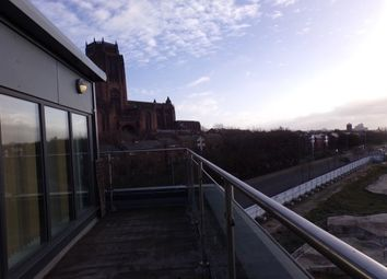 Thumbnail 2 bed flat to rent in St. James Street, Liverpool