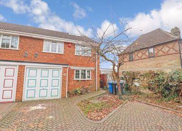 Ditton Road, Datchet, Slough SL3. 4 bed semi-detached house for sale