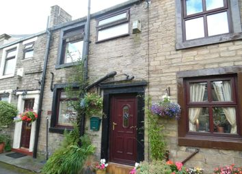 Thumbnail 2 bed cottage for sale in Woodend Street, Springhead, Oldham, Greater Manchester