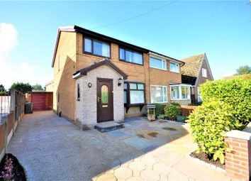 Thumbnail 3 bed semi-detached house to rent in Central Avenue, Wesham, Preston, Lancashire