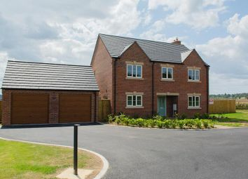 Thumbnail 5 bed detached house for sale in Plot 5, The Orchards, Heath Close, Bromsberrow Heath, Near Ledbury, Herefordshire