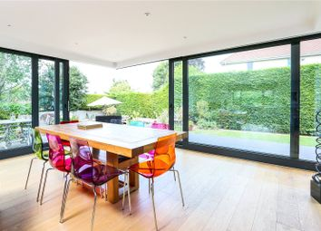Thumbnail 4 bed detached house for sale in Church Road, Sneyd Park, Bristol