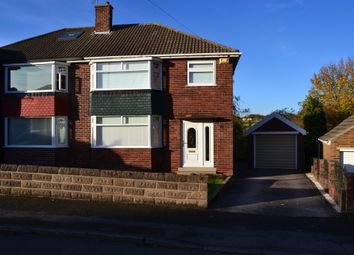 Thumbnail 3 bed semi-detached house to rent in Brookside, Rotherham