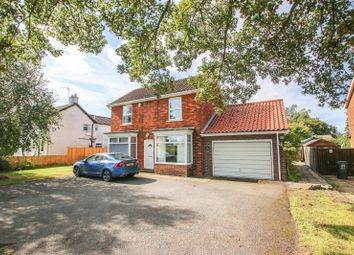 Thumbnail 3 bed detached house for sale in Caistor Road, Market Rasen