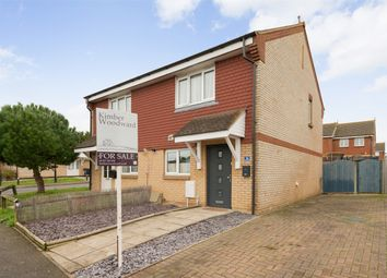 Thumbnail 2 bed semi-detached house for sale in Macdonald Parade, Seasalter, Whitstable, Kent