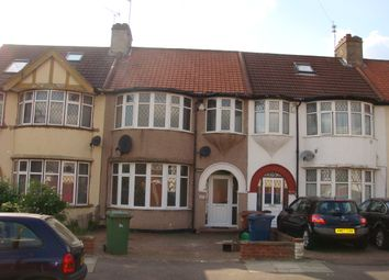 Thumbnail 4 bedroom terraced house to rent in Ruskin Gardens, Kenton