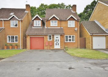 Thumbnail 4 bedroom detached house for sale in Wheatlands, Fareham