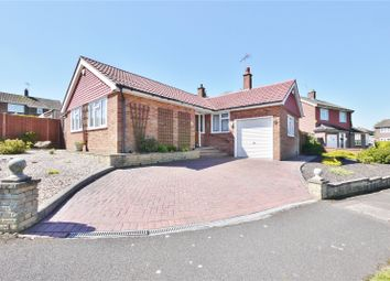Thumbnail 2 bed bungalow for sale in The Spinney, Ongar, Essex