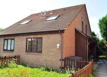 Thumbnail 1 bed detached house to rent in Montfitchet Walk, Stevenage