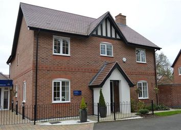 Thumbnail 4 bed detached house to rent in St Phillips Grove, Bentley Heath, Solihull