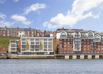 Thumbnail 4 bed terraced house for sale in Swan Quay, North Shields