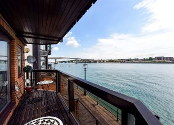 Thumbnail 4 bedroom terraced house for sale in Channel Way, Ocean Village, Southampton