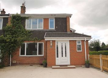 Thumbnail 4 bed end terrace house for sale in Coronation Drive, Chirk, Wrexham