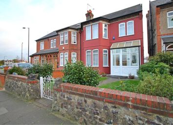 Thumbnail 4 bed semi-detached house for sale in Fords Grove, London