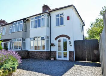 Thumbnail 3 bed semi-detached house for sale in Lessness Avenue, Bexleyheath, Kent