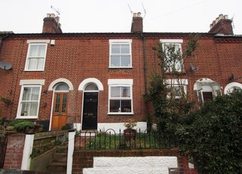Thumbnail 3 bed terraced house for sale in Marlborough Road, Norwich, Norwich