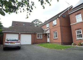 Thumbnail 4 bed detached house to rent in Campden Grove, Hatton Park, Warwick
