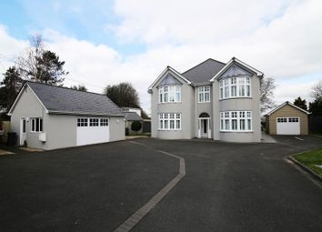Thumbnail 6 bedroom detached house for sale in The Fairway, Tiverton