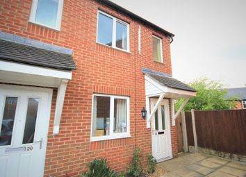 Thumbnail 2 bed flat for sale in Prince William Close, Whitchurch