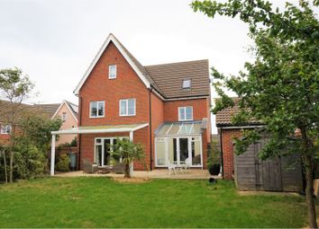 Thumbnail 6 bed detached house for sale in Anson Road, Upper Cambourne, Cambridge