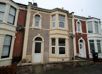 Thumbnail 3 bedroom terraced house for sale in Brentry Avenue, Lawrence Hill, Bristol