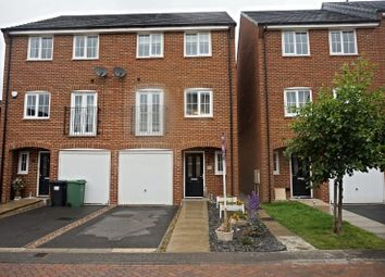 Thumbnail 4 bedroom semi-detached house for sale in Sherwood Walk, Leeds