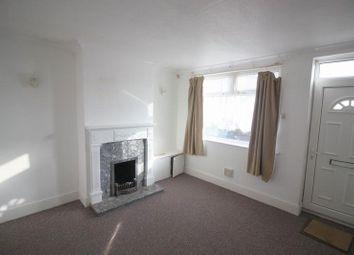 Thumbnail 3 bed terraced house to rent in Ridgeway Lane, Warsop, Mansfield, Notts