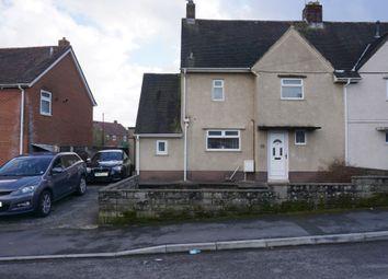 Thumbnail 2 bed semi-detached house for sale in Nantwen, Llwynhendy, Llanelli