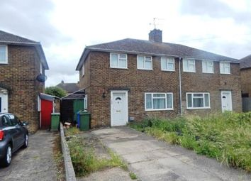 Thumbnail 3 bed semi-detached house for sale in Victoria Street, Sheerness, Kent