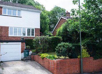 Thumbnail 3 bed semi-detached house for sale in Sunningvale Avenue, Biggin Hill, Westerham