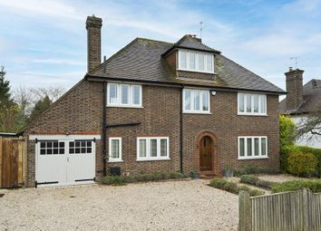 Thumbnail 4 bed detached house to rent in Tangier Road, Guildford