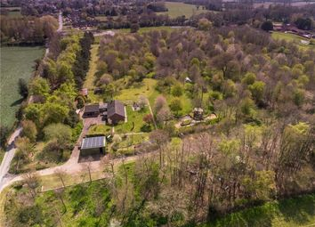 Thumbnail 4 bed detached bungalow for sale in Slade Lane, Yelverton, Norwich, Norfolk
