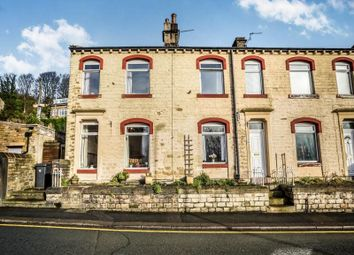 Thumbnail 4 bedroom terraced house for sale in Thornhill Road, Longwood, Huddersfield