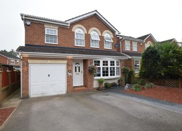 Thumbnail 4 bed detached house for sale in Gelder Beck Road, Messingham, Scunthorpe