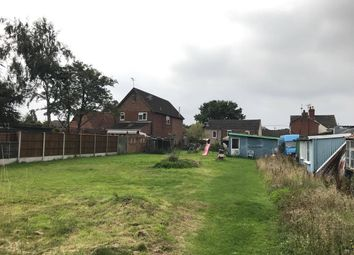 Thumbnail Land for sale in Water Lane, North Hykeham, Lincoln