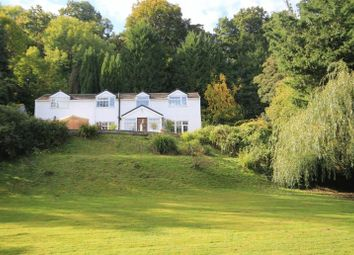 Thumbnail 3 bed country house for sale in Erbistock, Wrexham