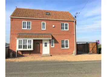 Thumbnail 5 bed detached house for sale in Mill Road, Wiggenhall St Germans, King's Lynn