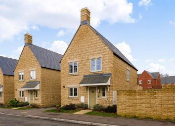 Thumbnail 4 bed detached house for sale in Cranwell Road, Upper Rissington, Gloucestershire