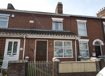 Thumbnail 3 bed terraced house for sale in Silver Street, North City, Norwich