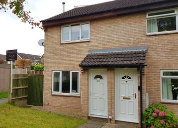 Thumbnail 2 bed town house to rent in Weavers Green, Mickleover, Derby