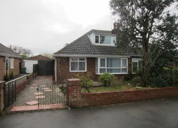 Thumbnail 3 bedroom semi-detached bungalow to rent in Shepherd Road, St. Annes, Lytham St. Annes