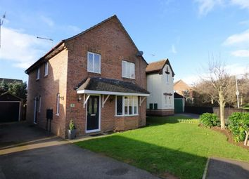 Thumbnail 4 bed detached house for sale in Birch Close, Woodford Halse, Northamptonshire